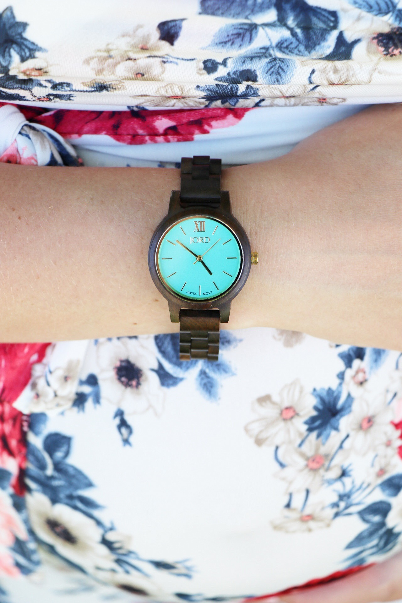 Mother's Day with JORD WOOD Watches