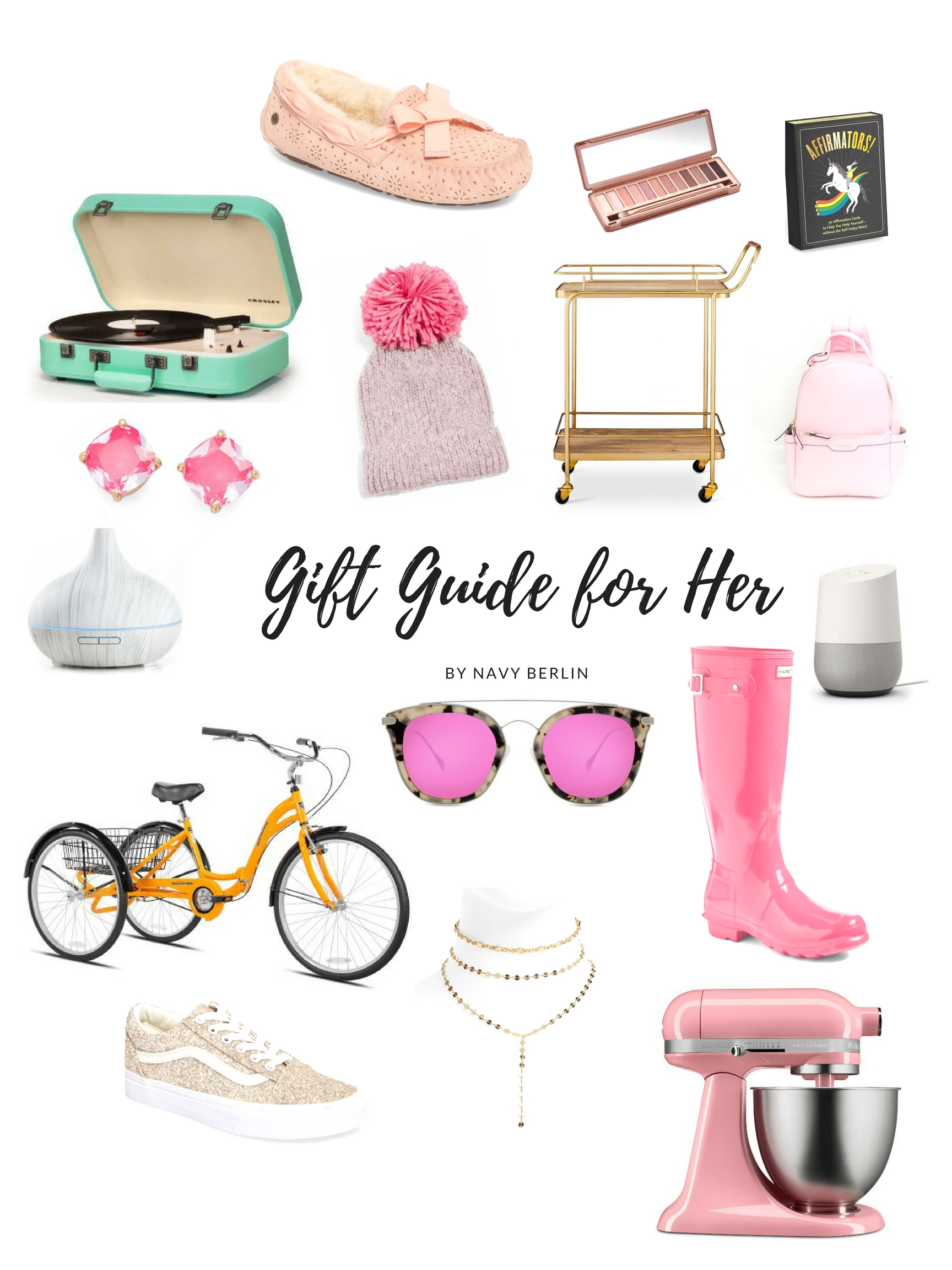 The Perfect Gift Guide For Her