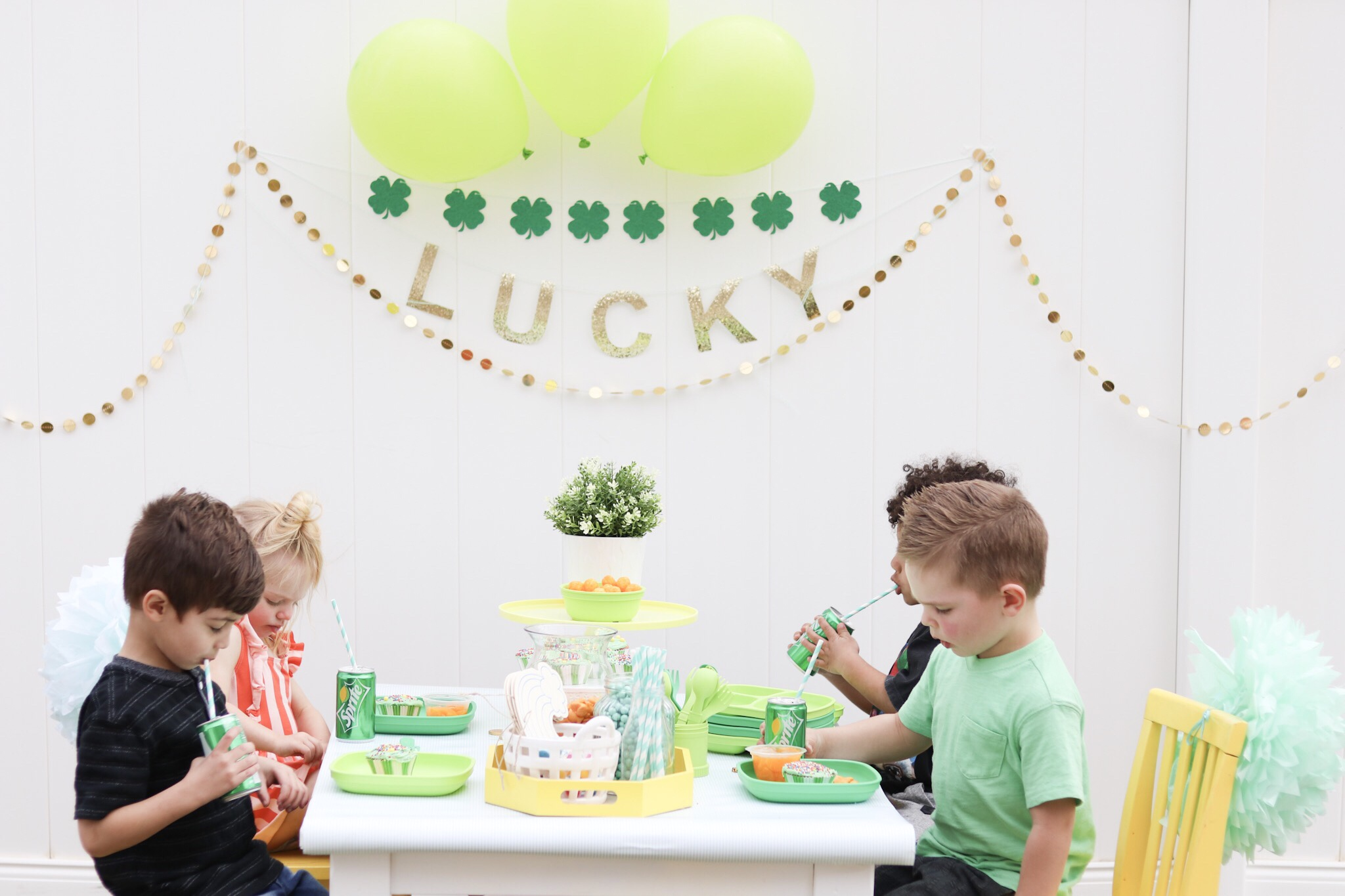 St Patricks Day Playdate – Steps To Make The Perfect Festive Playdate