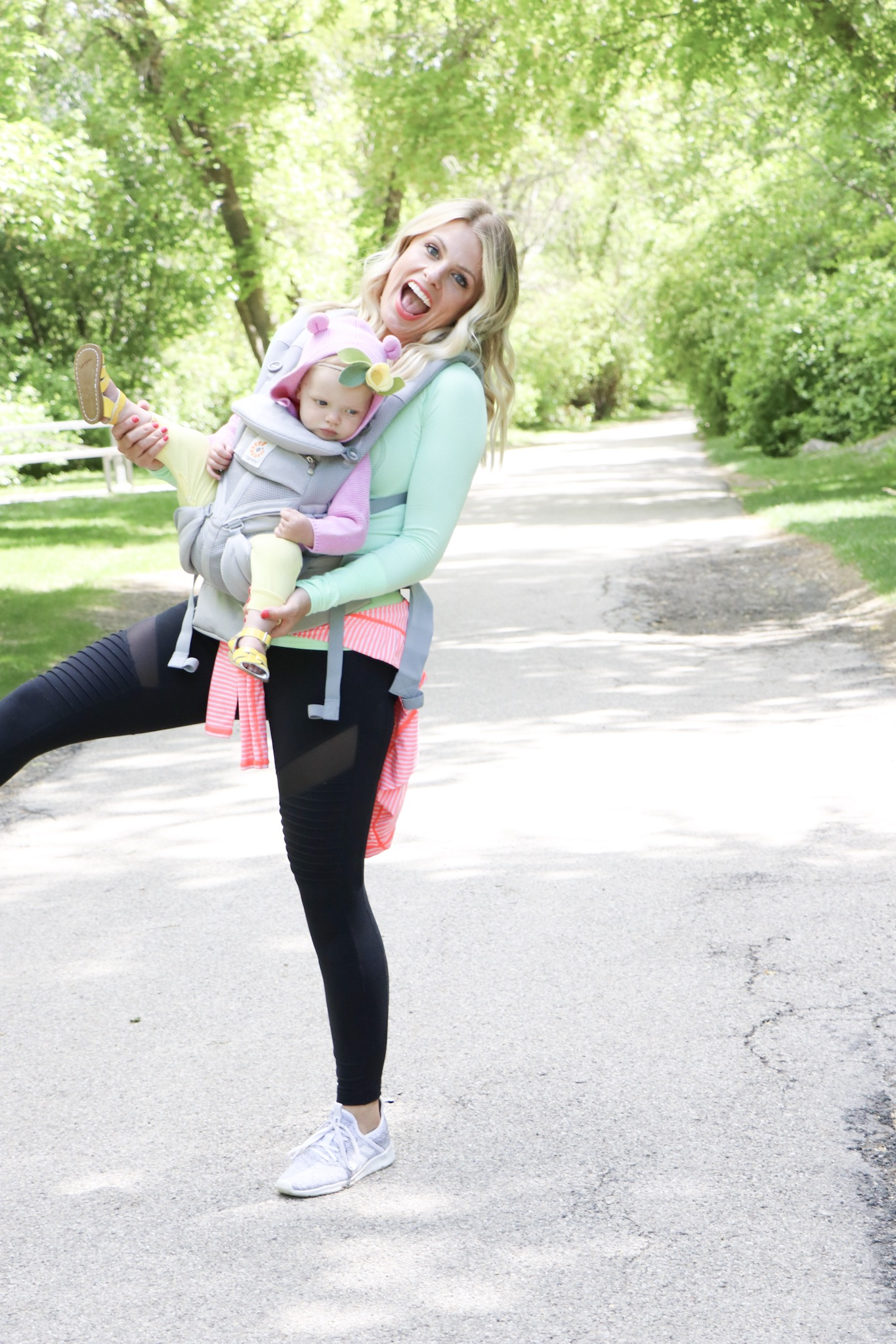 Ergobaby Event at Bridal Vail Falls – Ergobaby Omni 360 Baby Carrier