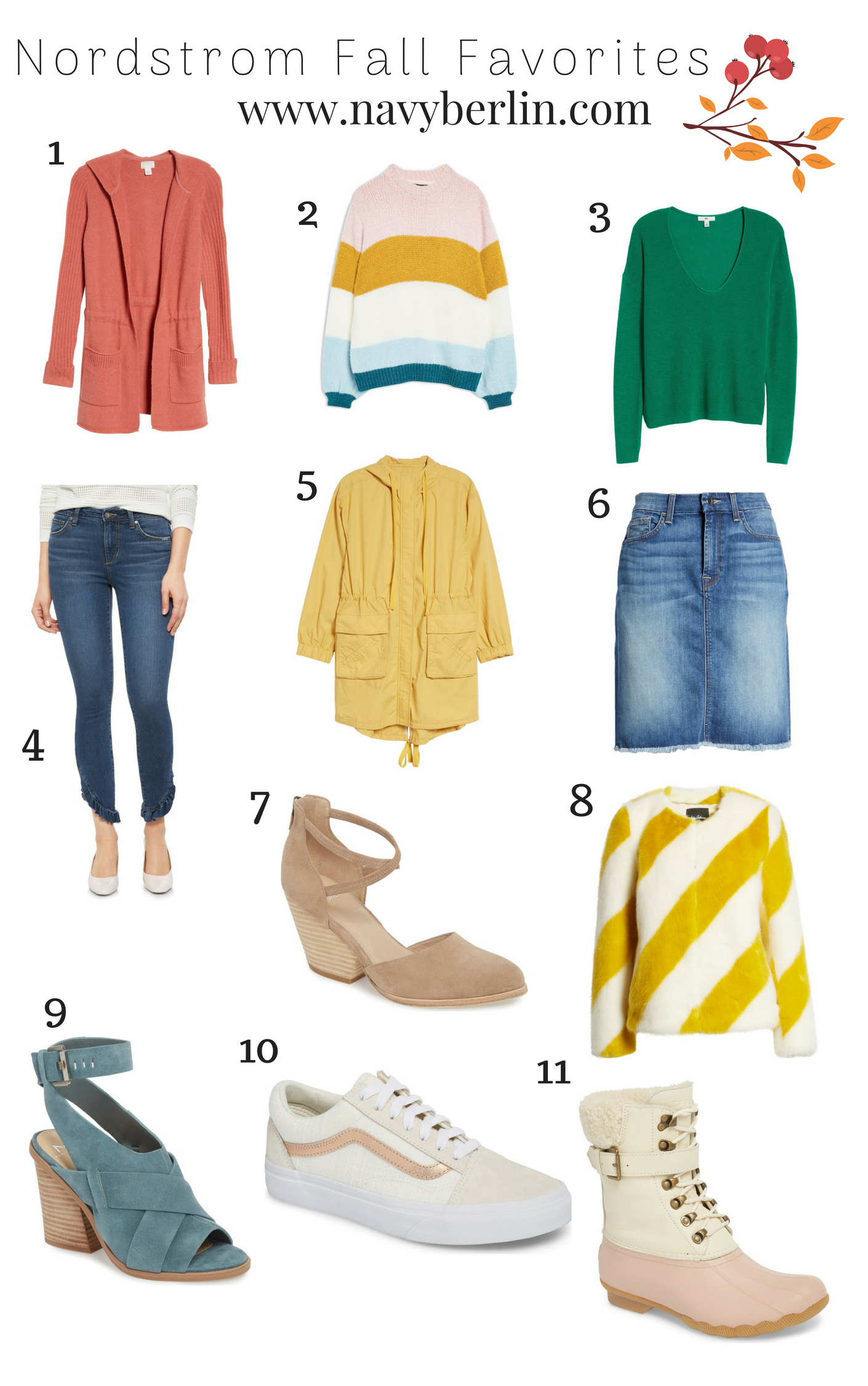 Nordstrom Fall Favorites
