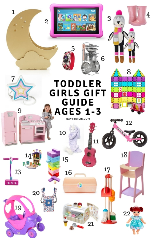 Toddler Girls Gift Guide
