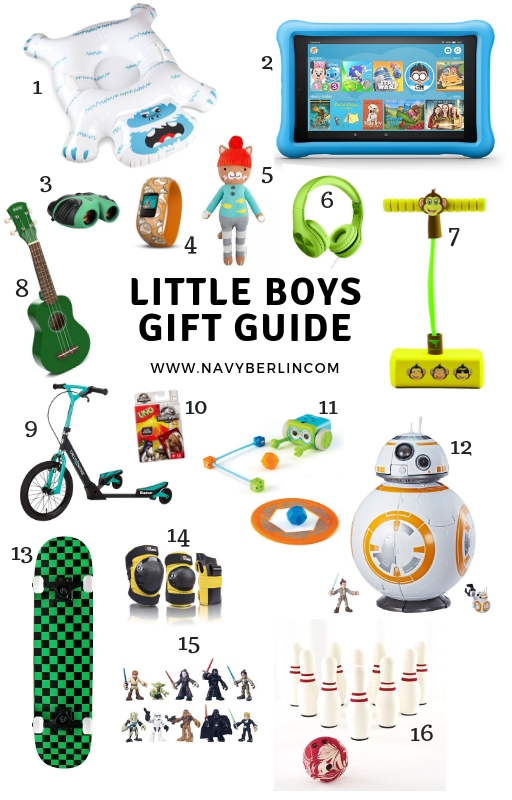 Little Boy Gift Guide