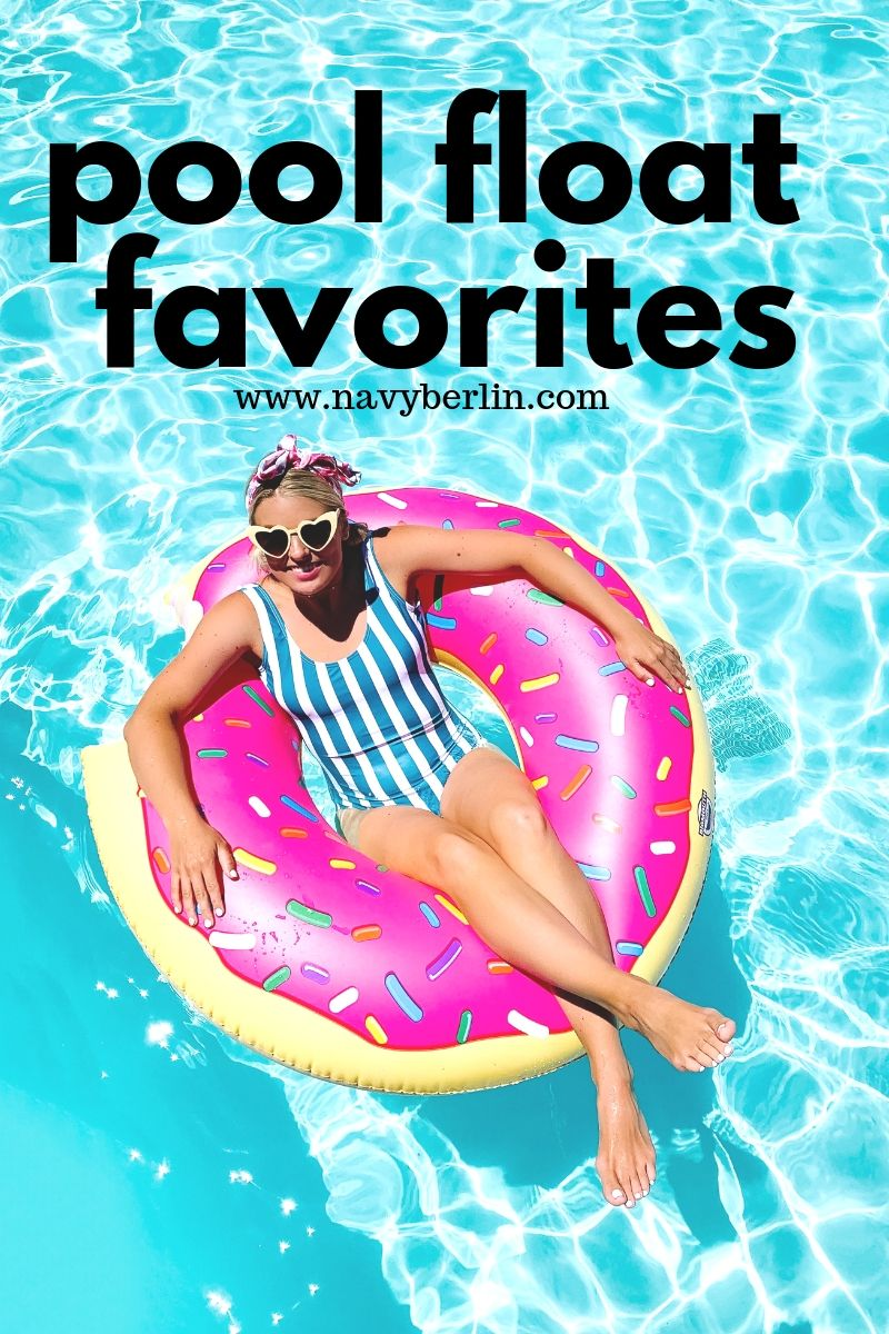 Pool Float Favorites