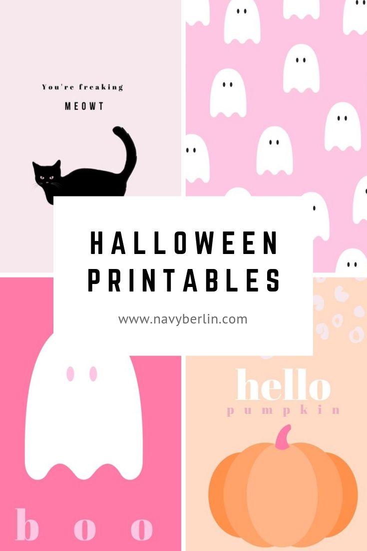 Halloween Printable's